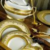 Royal Gold Creme - jídelní souprava