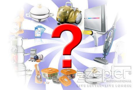 Jaký je Váš nejoblíbenější výrobek od společnosti Zepter a jak Vám pomáhá?