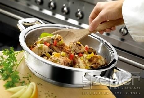 Přijďte k nám na ukázku zdravého vaření!