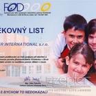 Obrázek #6, I v roce 2013 jsme podpořili Fond ohrožených dětí částkou 120 000 Kč