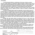 Děkovný dopis od zákaznic Zepter
