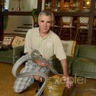 Bohumil Kuba, spokojený zákazník Zepter International