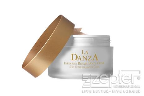 Intenzivní regenerační tělový krém La Danza