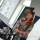 Jitka Franzová na tiskové konferenci Zepter Home Art
