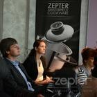 Tisková konference Zepter Home Art, Praha