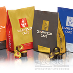 4 druhy kávy