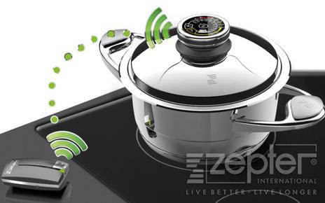 Jak spárovat rádiový digitální termokontrol Zepter s Zepter asistentem?