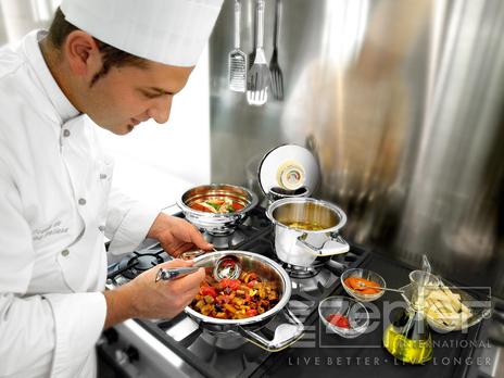 Jaké jsou rozdíly mezi klasickým a Zepter vařením?
