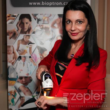 Sanja Vranic, M.D., mezinárodní ředitelka programu Medical