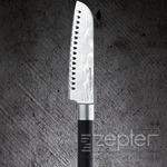 ABSOLUTE ML, Nůž Santoku s dutým ostřím
