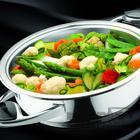 Obrázek #1, Díky Zepter vaření zůstávájí v jídle vitamíny, minerály a navíc ušetříte čas.