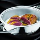 Obrázek #3, Díky Zepter vaření zůstávájí v jídle vitamíny, minerály a navíc ušetříte čas.