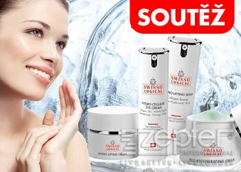 Soutěž! Švýcarská kosmetika Swisso Logical pro Vás!